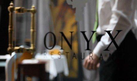 Onyx - teoretycznie najlepsza restauracja na Węgrzech.