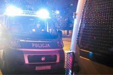 Do ataku nożownika doszło w nocy w Cerekwicy Nowej koło Poznania.