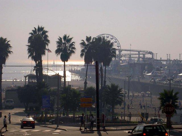 Santa Monica, najbardziej filmowe miejsce w całym Los Angeles