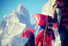 Polska wyprawa zimowa na K2. Relacje himalaistów wywołują w internecie ogromne emocje.