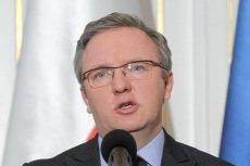 Krzysztof Szczerski prawdopodobnie nie zostanie komisarzem, zamiast niego na stanowisko typowana jest francuska minister obrony.