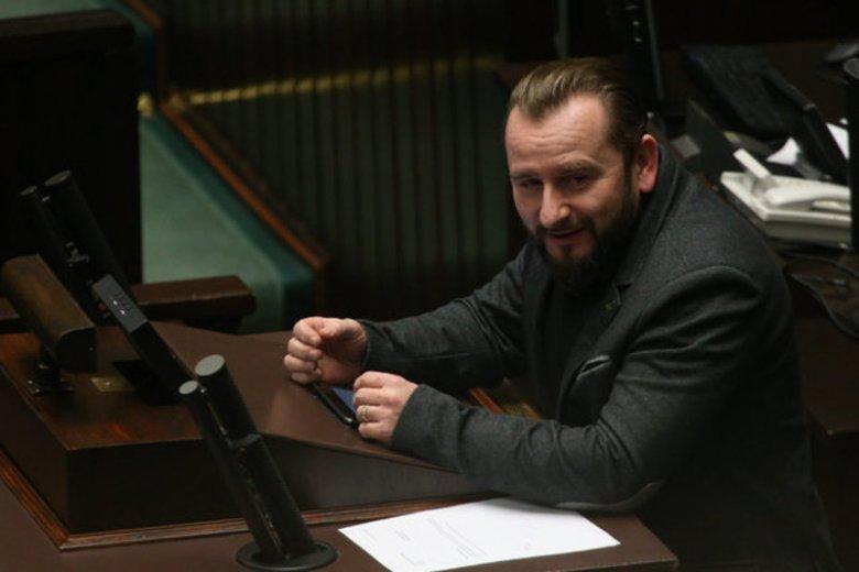 Liroy złożył w imieniu Kukiz'15 projekt ustawy o marihuanie medycznej.