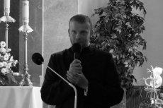 31-letni wikariusz, Krystian Kotulski zmarł w Wielki Piątek, 30 marca.