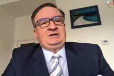 """Jacek Saryusz-Wolski wyjaśnił w telewizji internetowej wPolsce.pl, dlaczego Donald Tusk jest """"niebezpieczny""""."""