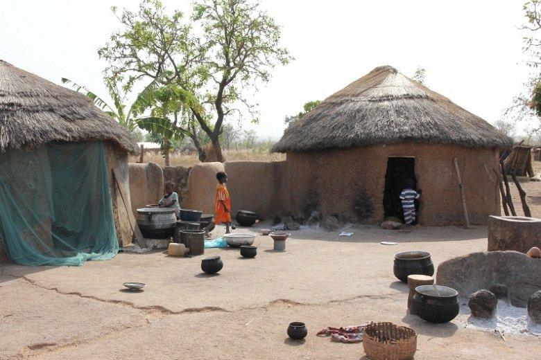 Bundoli w Ghanie - wioska, w której Anna Goworowska chce zbudować szkołę