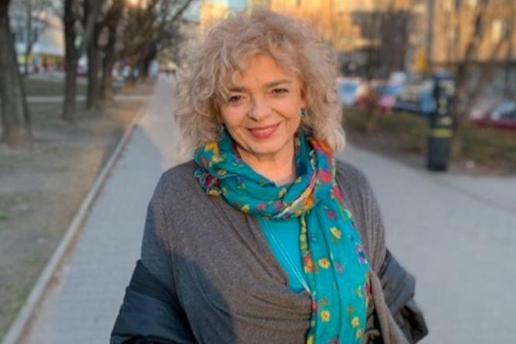Katarzyna Grochola niedawno wzięła ślub