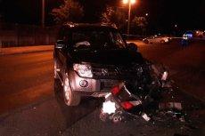 Burmistrz Pajęczna spowodował wypadek, w którym zginął 17-latek.