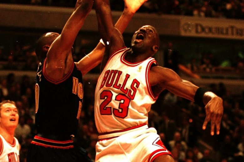 W Chicago Bulls Michael Jordan spędził najlepsze lata swojej kariery