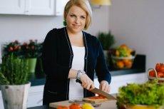 Katarzyna Bosacka prowadzi w TVN Style popularny program kulinarny.