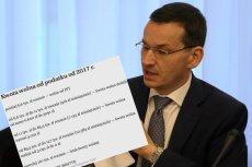 13 złotych miesięcznie - na tyle przekłada się kwota wolna od podatku, którą z takim wysiłkiem wprowadzili politycy.