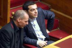 Aleksis Tsipras i Janis Warufakis jeszcze niedawno byli najbliższymi partnerami. Teraz były minister finansów próbuje przeszkodzić premierowi w zawarciu porozumienia z Europą.