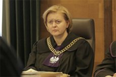 Resort sprawiedliwości nie pozwala odejść prezes SO w Warszawie Joannie Bitner.