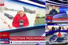 Dyrektor Telewizyjnej Agencji Informacyjnej uważa, że TVN kopiuje wygląd swojego studia z TVP Info.