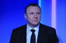 Kurski uczcił śmierć producenta filmowego minutą ciszy.
