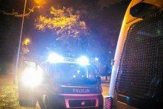 Policja prosi o kontakt pod numerem 997 wszystkie osoby, które mają wiedzę o porwaniu kobiety w Słubicach.