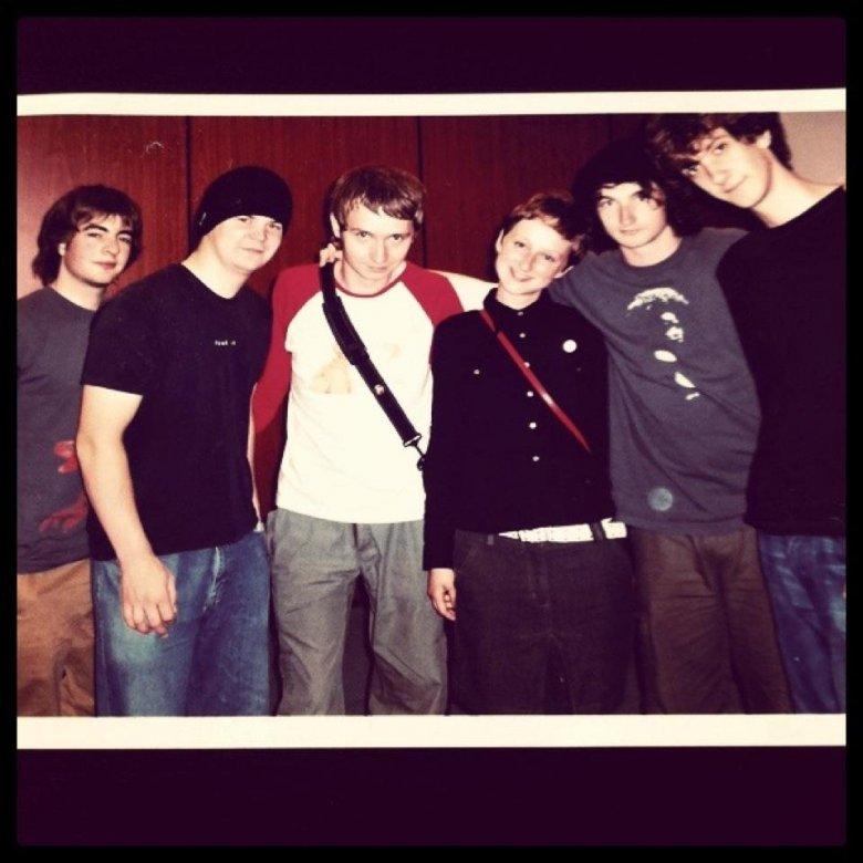 Ja i zespół The Music - 2005 rok