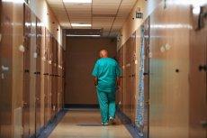 Praca w służbie zdrowia to źródło wielkiego stresu.