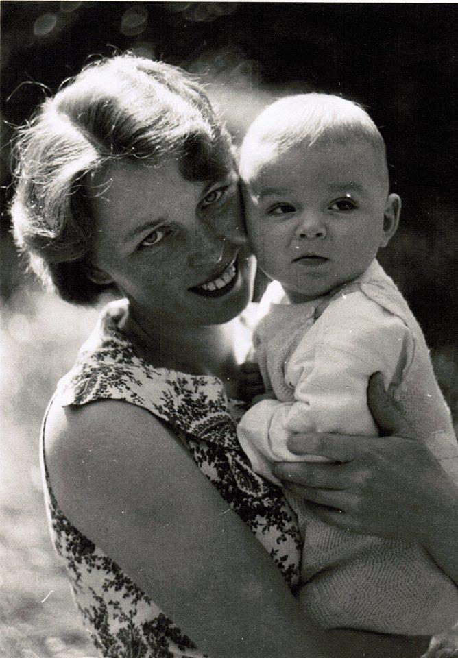 Zofia Beksińska z Tomkiem