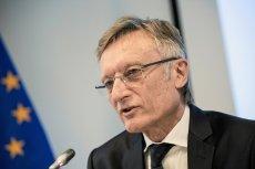 """Marek Prawda stwierdził, że rozmowa w MSZ była """"rzeczowa i normalna""""."""