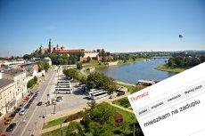 Google Tłumacz potrafi zaskoczyć. Zwłaszcza mieszkańców Krakowa.