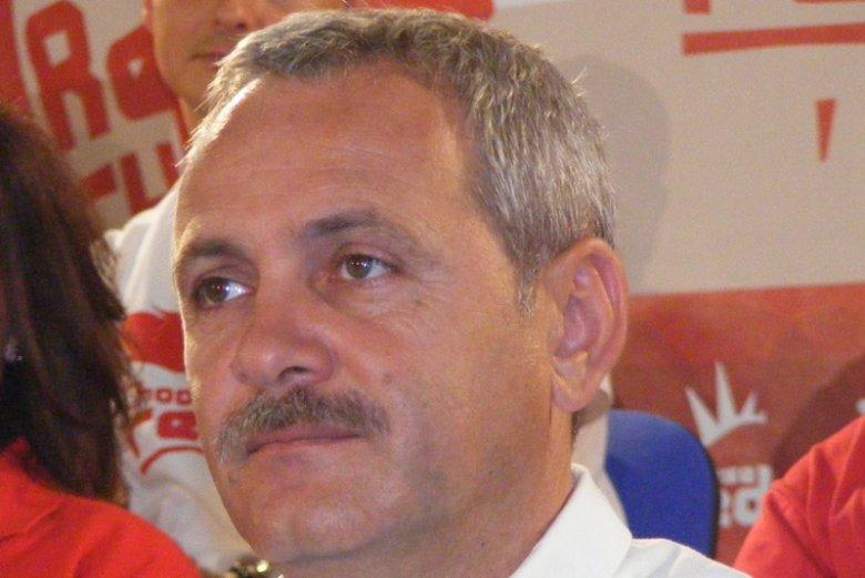 Liviu Dragnea jest przewodniczącym Partii Socjalistycznej i członkiem rządu, ale nie premierem.