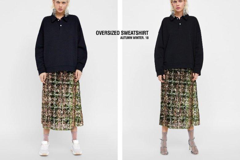 Bluza Zara, 89, 90 zł