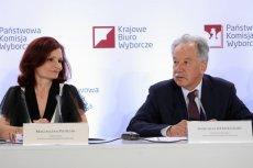 Magdalena Pietrzak i Wojciech Hermeliński podają sprzeczne informacje odnośnie sposobu głosowania.