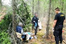 Zielona Góra: policja znalazła kobiety, które zniknęły po eksplozji w bloku.