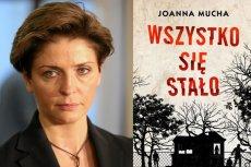 W książce Joanny Muchy nie ma ani kropli polityki. Jest za to wizja brutalnego świata zdziczałych ludzi.