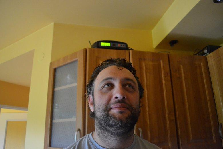 Paweł Falkowski, skazany na rok więzienia za posiadanie jednego grama Marihuany