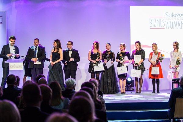 Finalistki z kategorii Debiut Roku