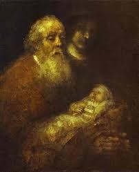 Ostatni obraz namalowany ręką Rembrandta.