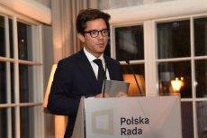 Igor Czernecki zaapelował do najbogatszych Polaków, by zapisali połowę swojego majątku na cele dobroczynne