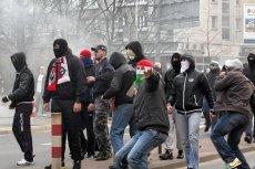Starcia z policją w trakcie Marszu Niepodległości 11 listopada