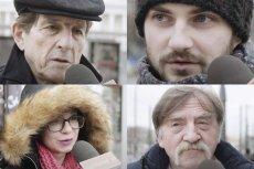 Warszawiacy odpowiadają na pytanie dotyczące Holocaustu