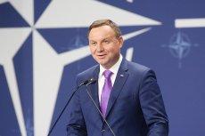 Prezydent Andrzej Duda nie najlepiej wypadł podczas ostatniego szczytu NATO w Brukseli.