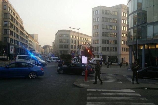 Już wiadomo, kim był zamachowiec, który we wtorek próbował dokonać ataku na Dworcu Centralnym w Brukseli. Za ten czyn odpowiadał 36-letni Marokańczyk Oussama Z.