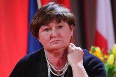 Prof. Magdalena Środa uważa, że Polska znajdzie się w trudnej sytuacji, jeśli prawica będzie w stanie zmienić konstytucję