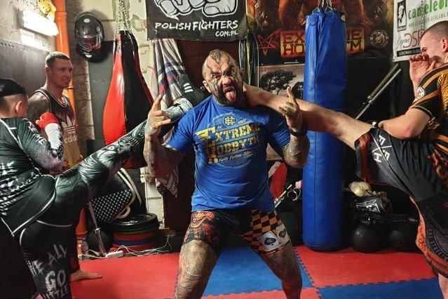 Wiadomo: trening sportów walki to poważna sprawa