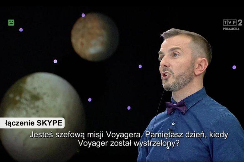 """Nowe technologie są uzupełnieniem programu """"Sonda 2""""."""