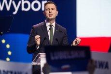 Odejście z Koalicji Europejskiej ogłosił szef PSL Władysław Kosiniak-Kamysz.