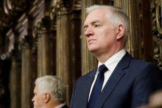 Jarosław Gowin podał w swoim oświadczeniu majątkowym, że zgromadził 80 tys. zł oszczędności.