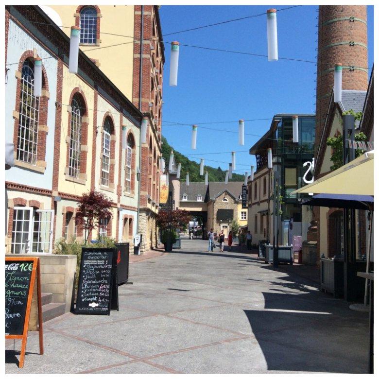 Luksemburg - dzielnica Grund