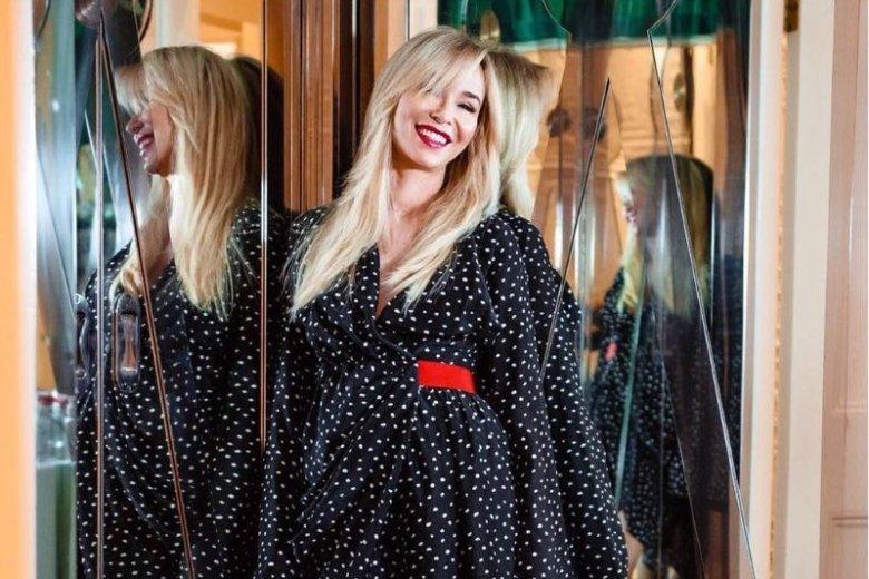 """Jaonna Przetakiewicz to właścicielka domu mody """"La Mania"""". Teraz ruszyła również z projektem, którym chce wspierać kobiety"""