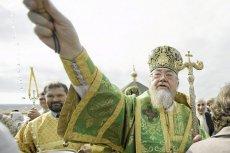 Kościół prawosławny nie zgadza sięna odpis od podatku dla wspólnot wyznaniowych. Na zdjęciu abp Sawa, metropolita warszawski oraz całej Polski.