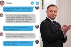 Andrzej Duda nie był zachwycony wyczynem PFN.