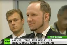 Andres Breivik nie może znieść izolacji. Z drugiej strony – strażnicy i współwięźniowie nie mogą znieśćBreivika.
