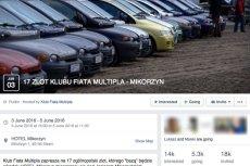 Najbrzydsze auto świata? Co z tego! Fani Fiata Multipla organizujązlot i będzie ich… kilka tysięcy