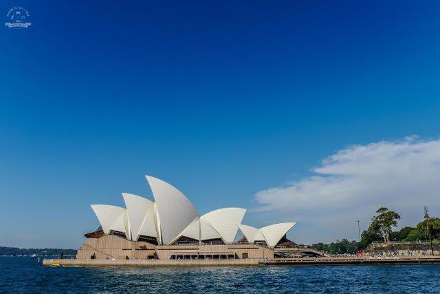 """Julia: """"Stanąć pod Operą w Sydney, to jakby stać się bohaterem jednej z dziecięcych bajek. Ma w sobie magię"""""""
