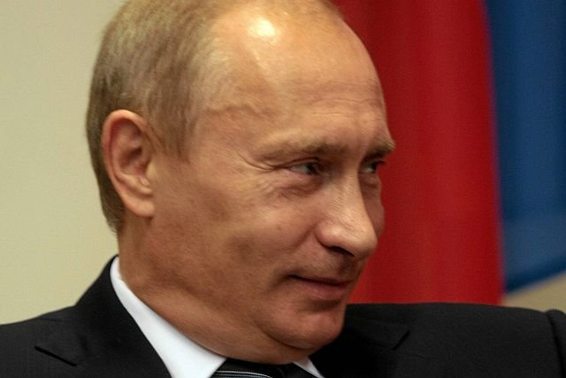 – Rosja będzie od teraz miała swoją pogodę – ogłosił Władimir Putin.
